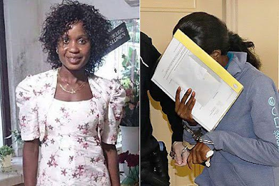 2aa - Kenyan woman appears in court for conspiring with her lover to kill her German husband during sex at their home