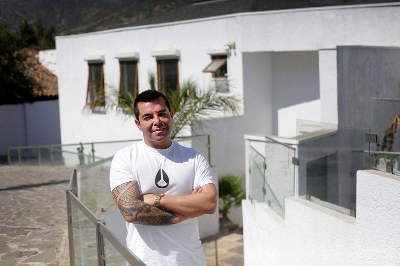La residencia de soltero de Iván Martínez