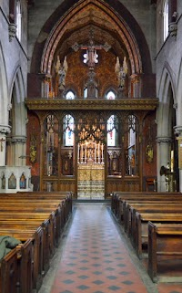 Excellence in Gothic Revival Sculpture: St. Barnabas in London and the Cowley Church of Boston