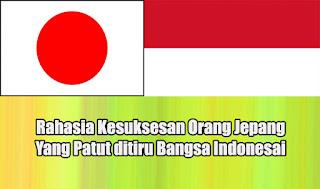 Sifat Orang Orang Jepang yang Patut ditiru Indonesiaa