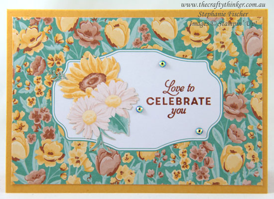#thecraftythinker #stampinup #beginnersguidetocardmaking #flowersforeveryseason #cardmaking , Flowers For Every Season, Beginners Guide to Cardmaking, Stampin' Up Demonstrator, Stephanie Fischer, Sydney NSW