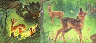 Bambi története