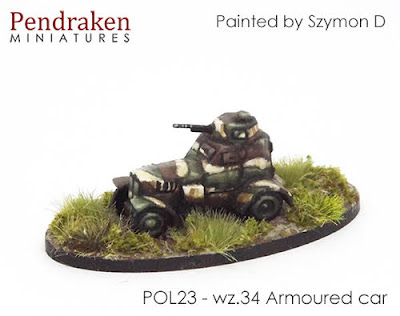 POL23 wz.34 Armoured car