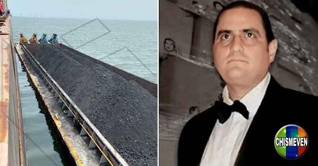 BARBARAZO   Álex Saab también se llevó miles de toneladas de carbón a México