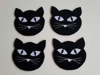 podstawki Kot