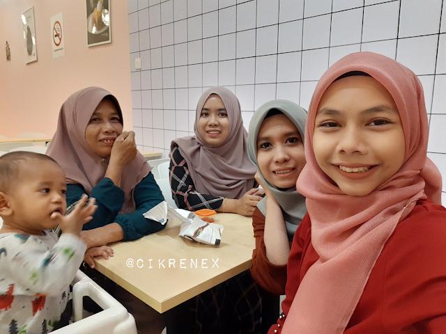 Mykori Desert Cafe Bahau