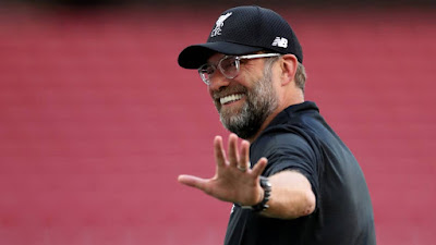 Jurgen Klopp Liverpool final Uefa Champions League 2019
