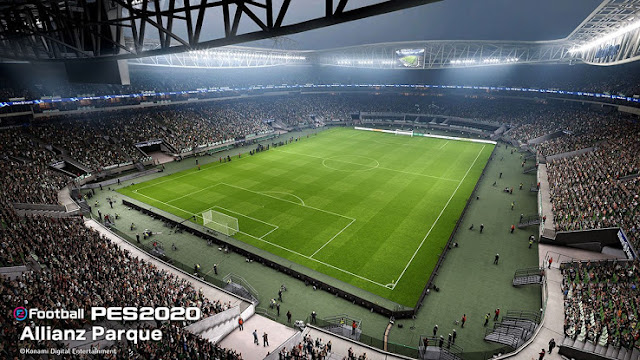 PES 2020 Sider 6.3.4 For PC by Juce