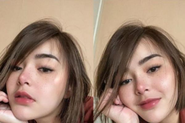 Pakai Baju Warna Kulit, Amanda Manopo Bikin Netizen Gagal Fokus