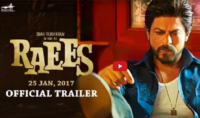 Raees Full Movie Watch Online & Downloadin HD MP4 Hindi 2016