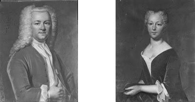Barthold van Haeften en Margriet van Lynden van Hemmen