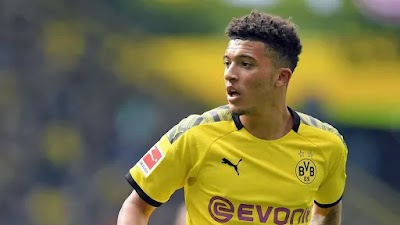 Man United decide on Jadon Sancho