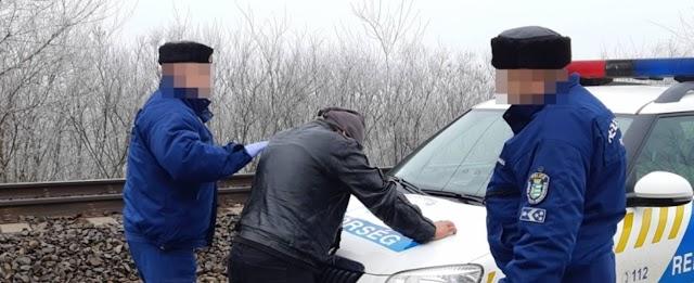 Határsértőt fogtak a rendőrök Lőkösházán