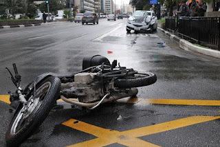 Homens de 20 a 39 anos são maiores vítimas de acidentes de trânsito