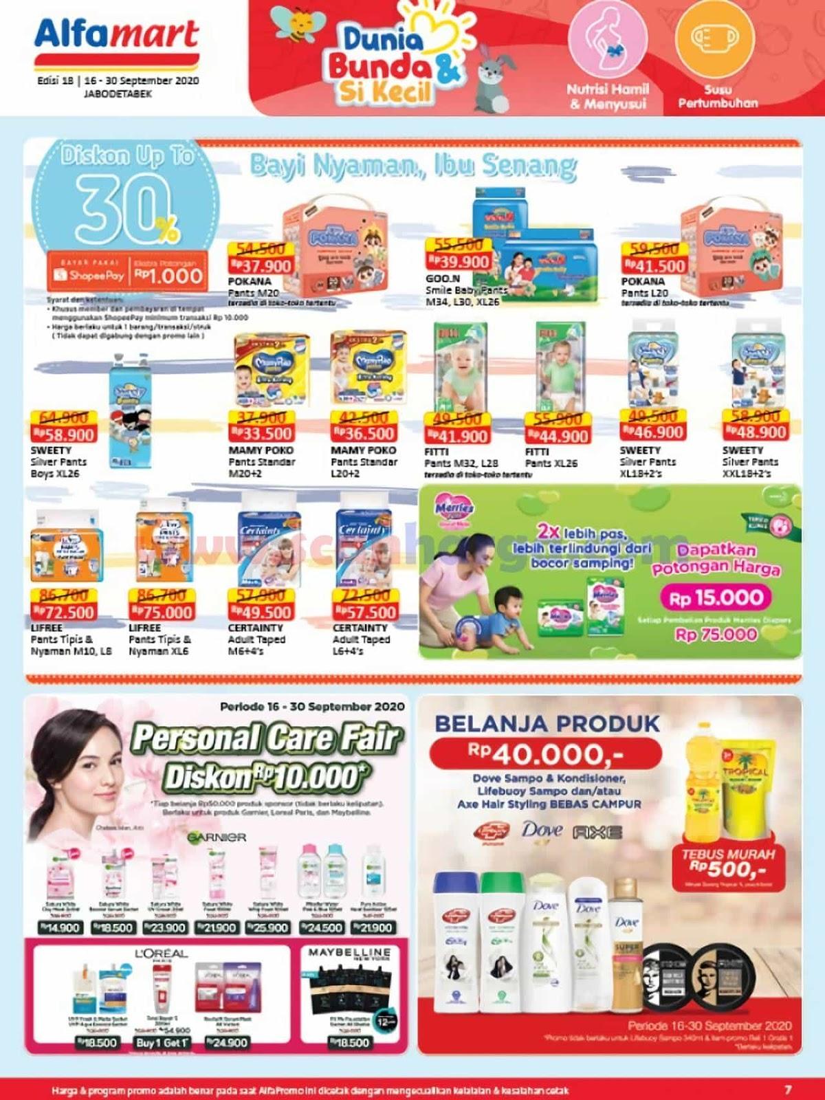 Katalog Promo Alfamart 16 - 30 September 2020 7