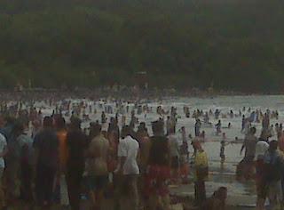 Melindungi Kulit saat  Wisata di Pantai  Pangandaran|tips wisata