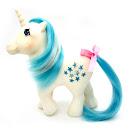 My Little Pony Re Unicorno Year Two Int. Playset Ponies G1 Pony
