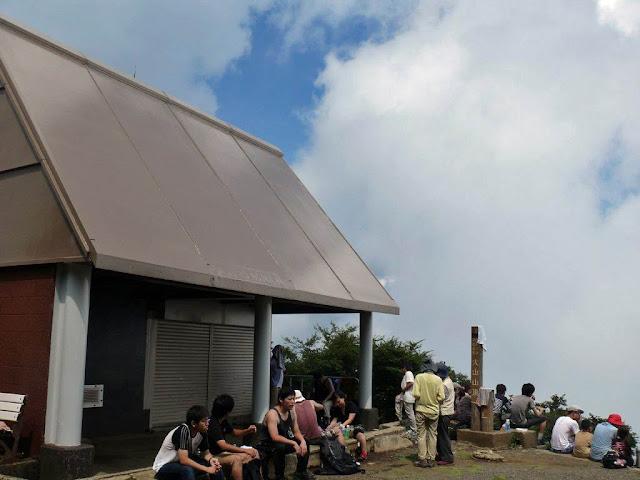 大山阿夫利神社 山頂 奥の院
