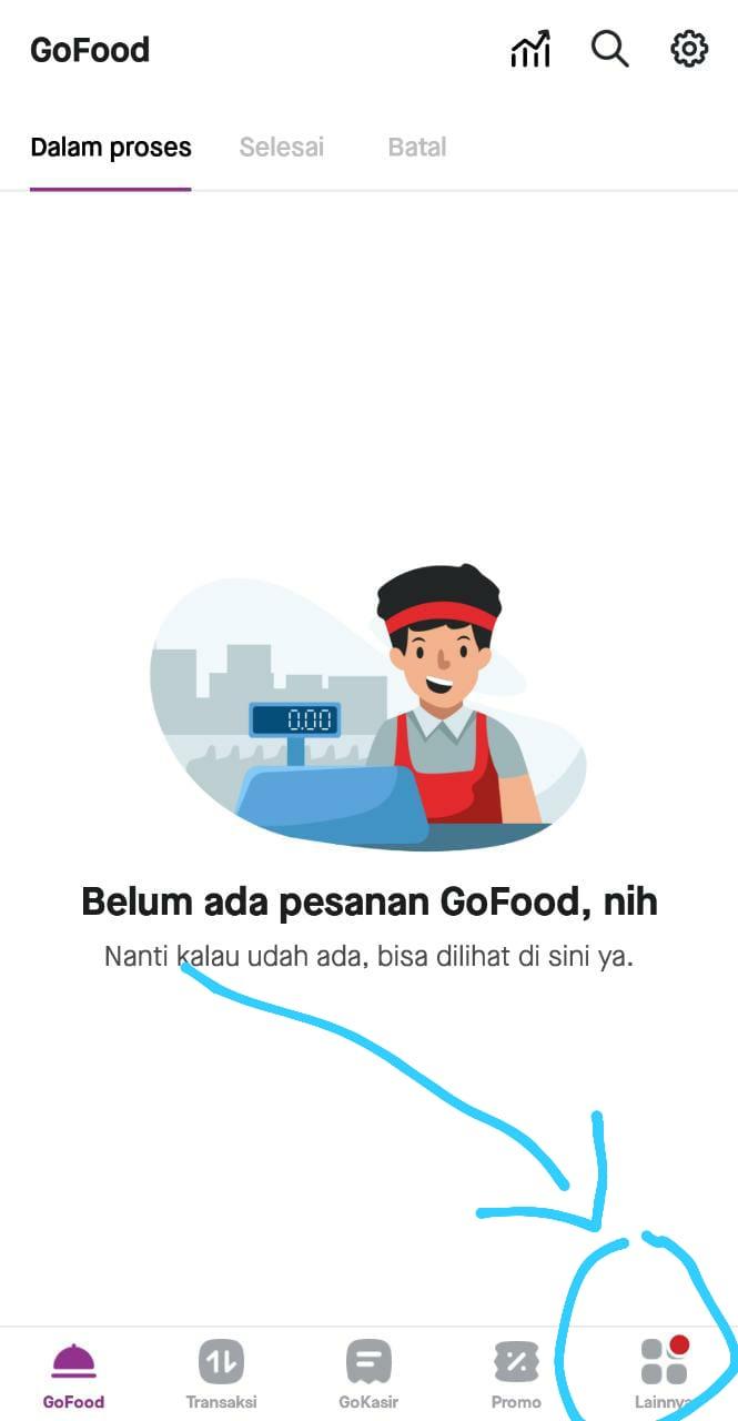 Cara Menambah Menu di Gofood Gobiz