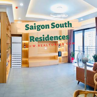 cho thuê căn hộ saigon south residences 3 phòng