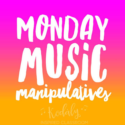 Monday Music Manipulatives - Meter Manipulatives