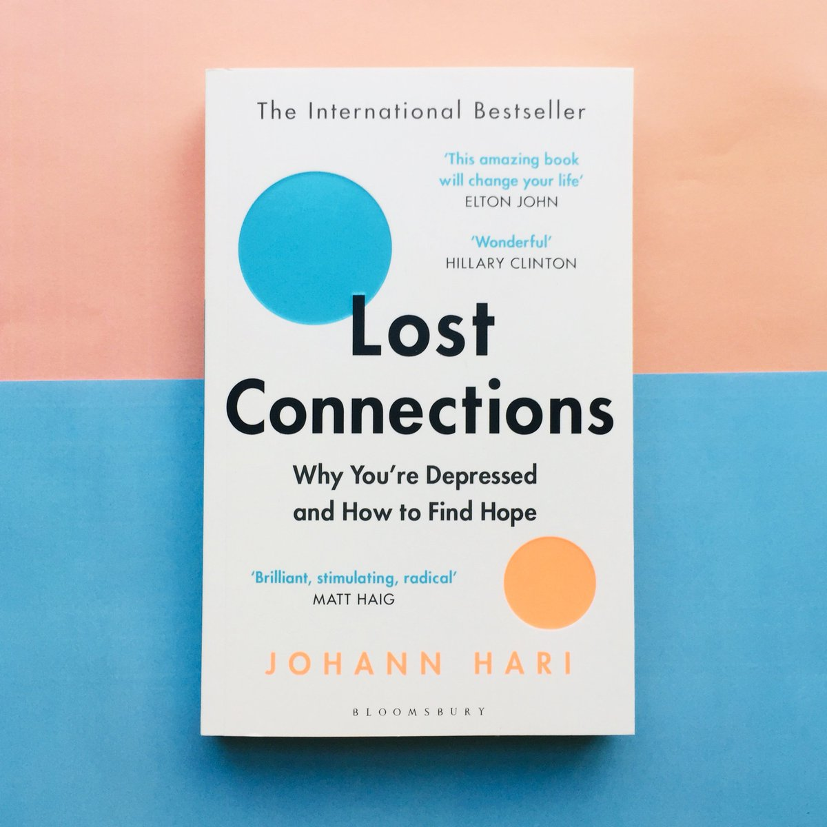 lost connections book