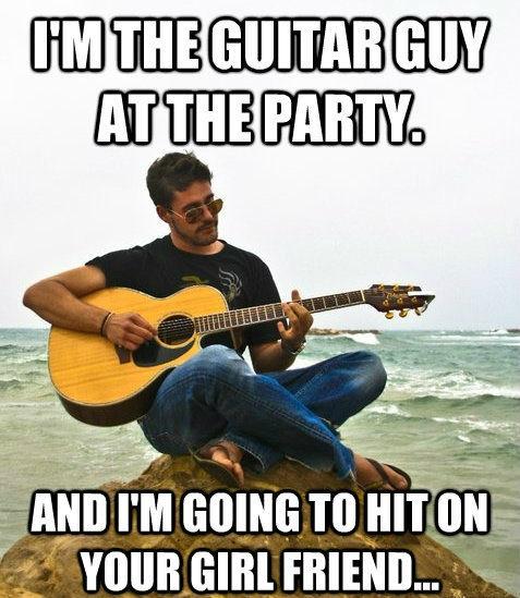 Guitar Memes 6