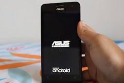2 Cara Memperbaiki HP Asus Zenfone C Bootloop Mentok Logo [FIX]