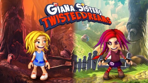 Giana Sisters Twisted Dreams Free
