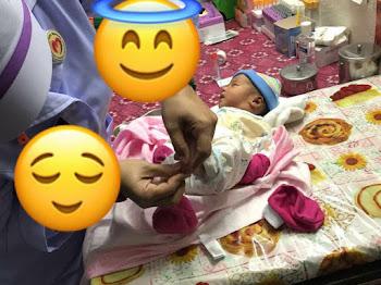 Baby Husna Diserang Sakit Kuning (Jaundice)