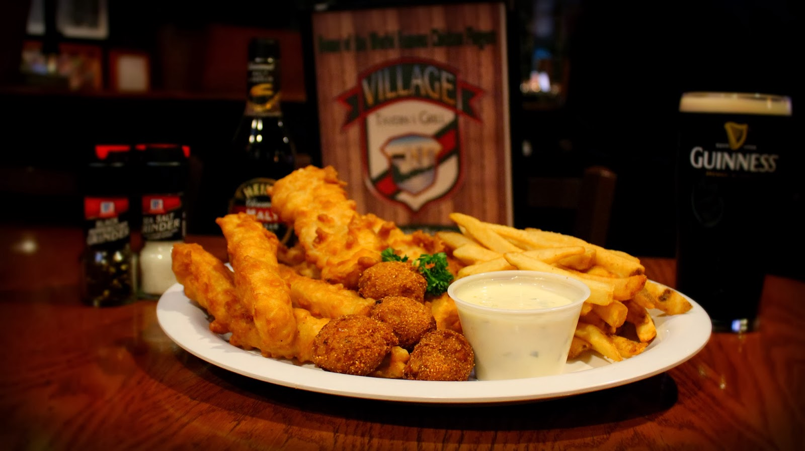 Today 39 s specials wednesday lunch and dinner for Atlantic fish fry