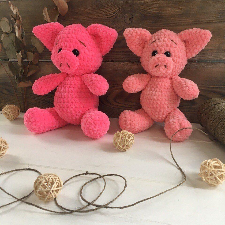 Crochet Peppa Pig Amigurumi Free Patterns | 960x960