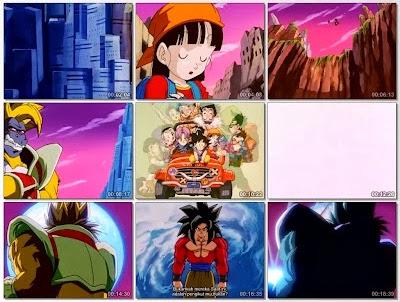 Episodes   dragon ball gt: goku gaiden! Yuuki no akashi wa.