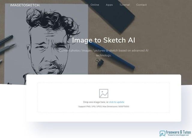 Image to Sketch AI : créez facilement des croquis à partir de vos photos !