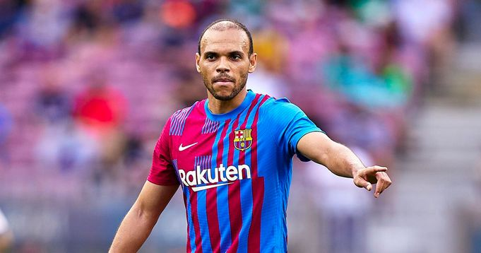 Barcelona officially confirm Braithwaite injury player due for surgery