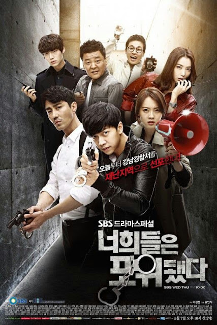 5 korean drama detective you must see