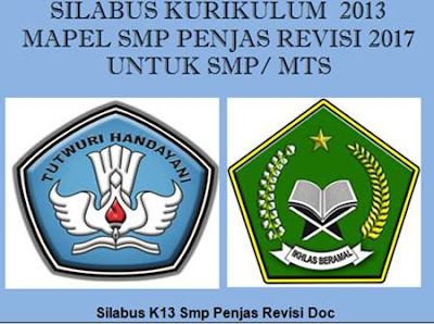 Silabus K13 SMP Penjas Revisi Doc