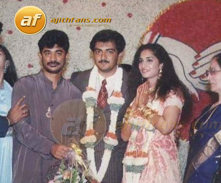Ajith And Shalini Tamil Actress Wedding Photos She Child Artist They Are Marraige L Hasan Rajani Nazar Manorama