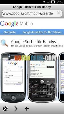 Web Lite Browser 1 0 - S^3 - Anna - Belle - Nokia N8 - Free App Download