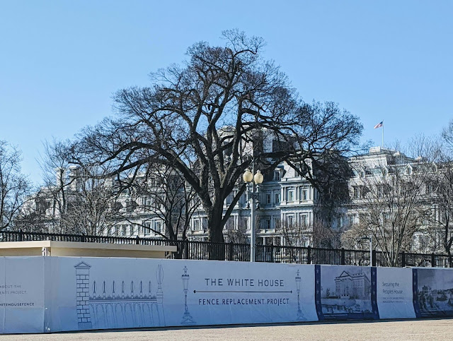 White House Fence Replacement Project