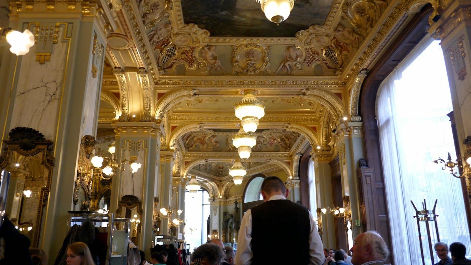 New York Cafe Budapest