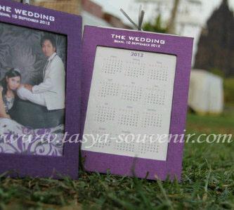 Tasya Souvenir Contoh Undangan Pernikahan No Percetakan