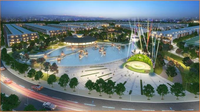 1229 đất nền dự án Saigon Riverpark Lona An