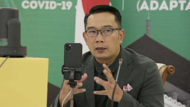 Ridwan Kamil: Jabar Kucurkan Rp 165 M untuk 500 Wirausaha Baru