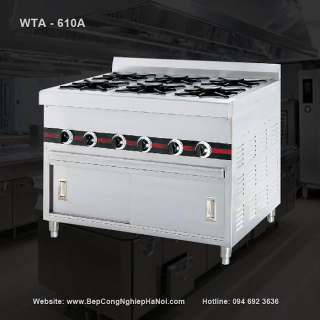 Bếp âu cao cấp WTA - 610 series chuyên bếp nhà hàng