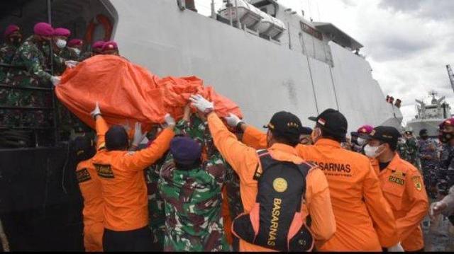Serpihan Ban dan Pakaian Anak-anak Penumpang Pesawat Sriwijaya Air SJ182 Ditemukan, Begini Kondisinya
