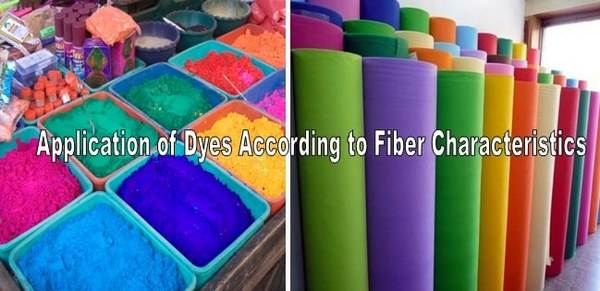 Dyes and it's application