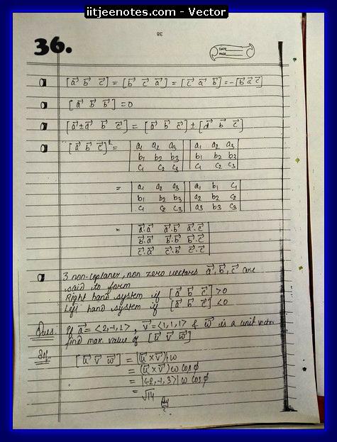 vector questions 6