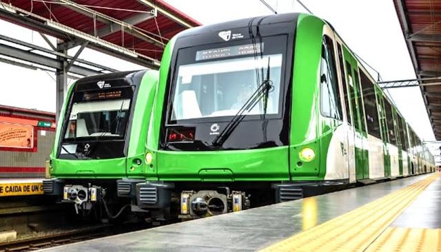 Las líneas 2, 3 y 4 del Metro de Lima y Callao
