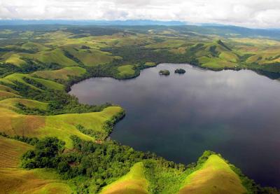 3. Mitos : Danau Tidak Mempunyai Arus